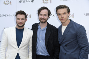 Will Poulter Premiere Of A24's 'Midsommar' - Arrivals