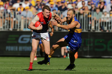 Will Schofield AFL Preliminary Final - West Coast v Melbourne