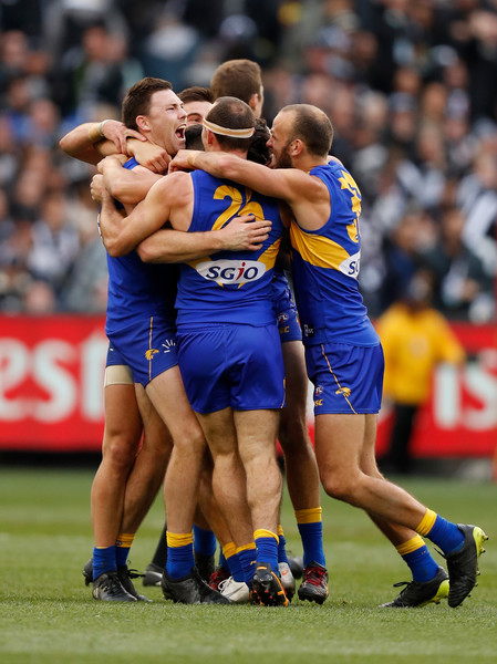 2018 AFL Grand Final - West Coast vs. Collingwood []