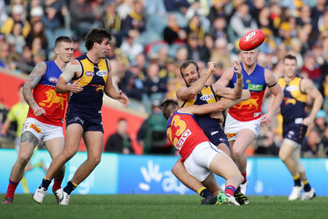 Will Schofield AFL Rd 19 - West Coast v Brisbane
