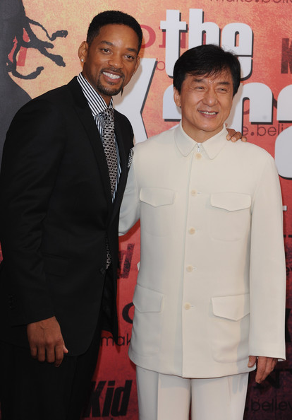 jackie chan and will smith - photo #2