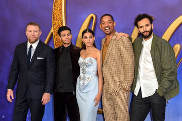 Will Smith Marwan Kenzari 'Aladdin' European Gala - Red Carpet Arrivals