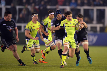 Will Welch Newcastle Falcons v Sale Sharks - Aviva Premiership
