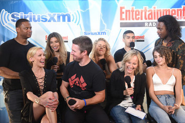 Willa Holland SiriusXM's Entertainment Weekly Radio Channel Broadcasts From Comic Con 2017 - Day 3