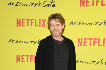Willem Dafoe 'At Eternity's Gate' Photocall At Le Louvre In Paris