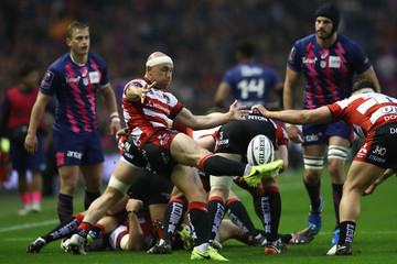 Willi Heinz Gloucester Rugby v Stade Francais Paris - European Rugby Challenge Cup Final
