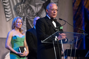 William A. Haseltine Inside the El Museo's Gala