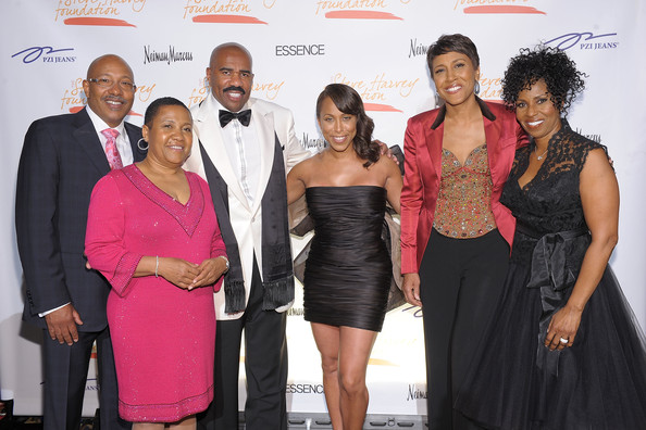 Steve Harvey Hosts NY Gala Benefiting Steve Harvey Foundation - Arrivals