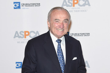 William Bratton The ASPCA Hosts 2017 Humane Awards Luncheon With Master of Ceremonies, Chuck Scarborough - Arrivals