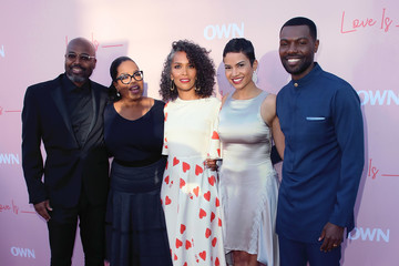 William Catlett Premiere Of OWN's 'Love Is_' - Arrivals