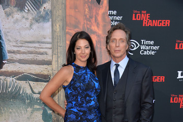 "William Fichtner Kymberly Kalil Premiere Of Walt Disney Pictures' ""The Lone Ranger"" - Arrivals"