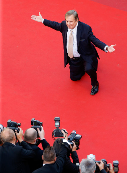 'Graduation (Bacalaureat)' - Red Carpet Arrivals - The 69th Annual Cannes Film Festival