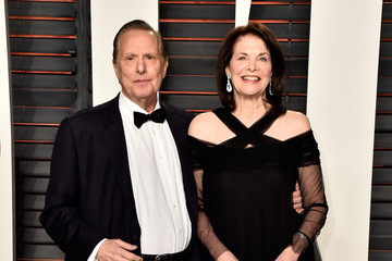 William Friedkin Sherry Lansing 2016 Vanity Fair Oscar Party Hosted By Graydon Carter - Arrivals
