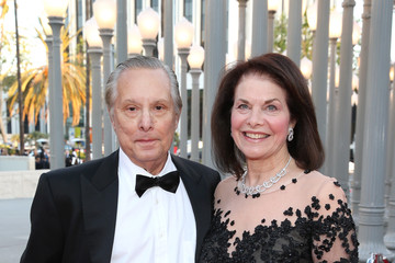 William Friedkin Sherry Lansing LACMA 50th Anniversary Gala Sponsored By Christies - Red Carpet