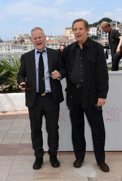 La Lecon De Cinema: William Friedkin - Photocall - The 69th Annual Cannes Film Festival