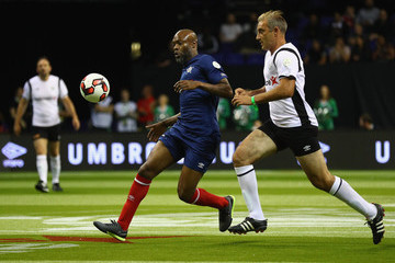 William Gallas 2017 Star Sixes - London