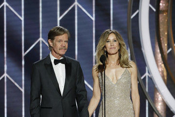 William H. Macy 76th Annual Golden Globe Awards - Show