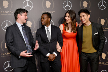 William Jackson Harper Manny Jacinto 78th Annual Peabody Awards Ceremony Sponsored By Mercedes-Benz - Red Carpet