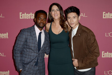 William Jackson Harper Manny Jacinto Entertainment Weekly And L'Oreal Paris Hosts The 2019 Pre-Emmy Party - Arrivals