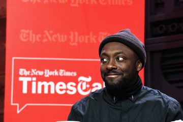 William James Adams 2018 Sundance Film Festival - Cinema Cafe With Will.i.am and Kevin Smith  - Times Talk