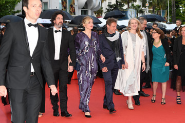 William Jehannin 'Blackkklansman' Red Carpet Arrivals - The 71st Annual Cannes Film Festival