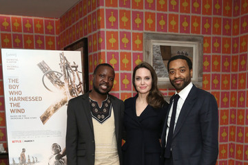 William Kamkwamba 'The Boy Who Harnessed The Wind' Special Screening, Hosted By Angelina Jolie