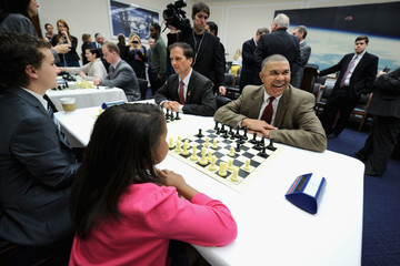 "William ""Lacy"" Clay Capitol Building Hosts International Chess Event"