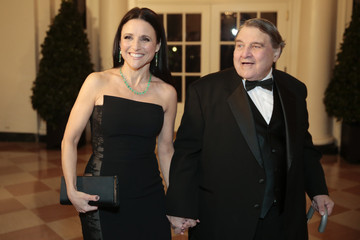 William Louis-Dreyfus Guests Arrive For White House State Dinner In Honor Of French President