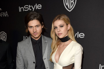 William Peltz The 2016 InStyle and Warner Bros. 73rd Annual Golden Globe Awards Post-Party - Red Carpet