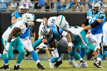 William Quinn Miami Dolphins v Carolina Panthers
