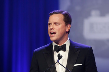 Willie Geist USO 75th Anniversary Armed Forces Gala & Gold Medal Dinner