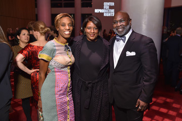 Willie Parker The Center for Reproductive Rights Hosts the 2016 Gala at the Jazz at Lincoln Center - Inside