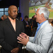 Willie Randolph David Cones 20th Anniversary Of 'The Perfect Game'