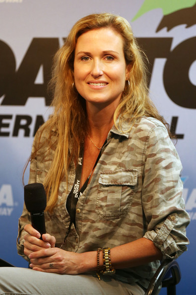 Willie Robertson Duck Dynasty cast member Korie Robertson speaks to