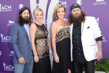 Willie Robertson Jep Robertson 48th Annual Academy Of Country Music