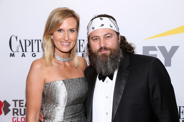 Willie Robertson Capitol File 58th Presidential Inauguration Reception