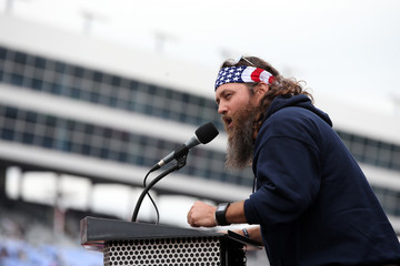Willie Robertson NASCAR Sprint Cup Series Duck Commander 500