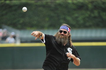 Willie Robertson Seattle Mariners v Chicago White Sox