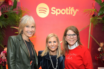 Willow Bay Spotify's Dawn Ostroff Hosts An Event Around Gender Equity