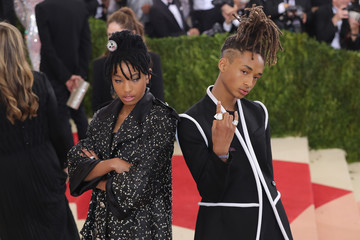 Willow Smith 'Manus x Machina: Fashion in an Age of Technology' Costume Institute Gala