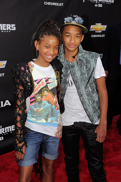 """Willow Smith - """"Transformers: Dark Side Of The Moon"""" New York Premiere"""
