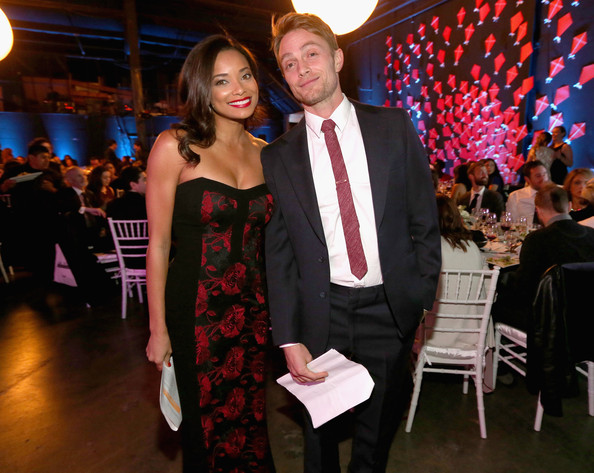 Wilson Bethel and Rochelle Aytes Photos - Arrivals at the