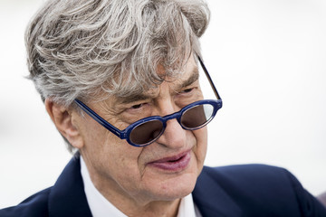 Wim Wenders 'Pope Francis - A Man Of His Word' Photocall - The 71st Annual Cannes Film Festival