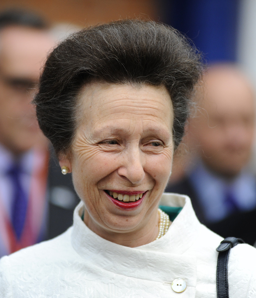Princess Anne Photos Photos Windsor Races Zimbio