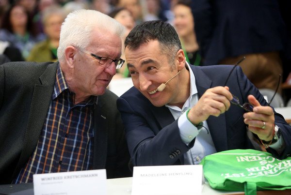 Greens Party Holds Federal Congress As Next Government Remains Uncertain