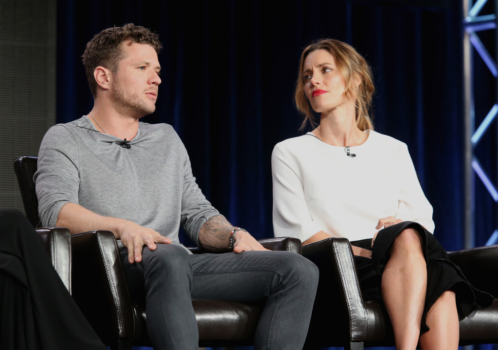 KaDee Strickland and ryan phillippe