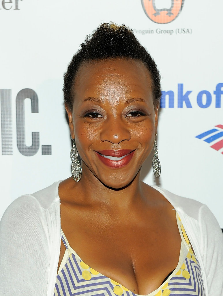 Watch Marianne Jean-Baptiste video