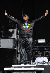 Missy Elliot Wireless Festival - Day 2