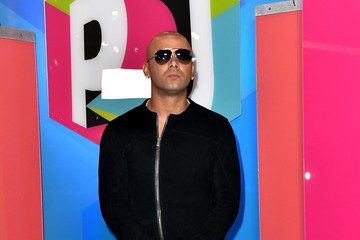 Wisin Univision's 'Premios Juventud' 2017 Celebrates the Hottest Musical Artists and Young Latinos Change-Makers - Arrivals