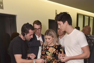 Witney Carson IMG NYFW: The Shows 2018 PARTNERS - September 11